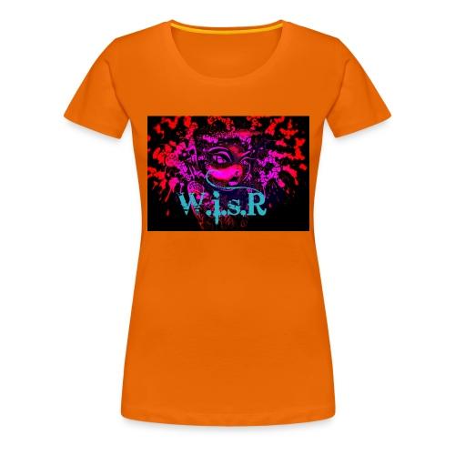 WisR Naisten T- Paita - Naisten premium t-paita