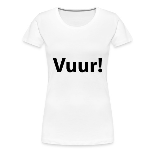 tshirt_PNG5431-png - Vrouwen Premium T-shirt