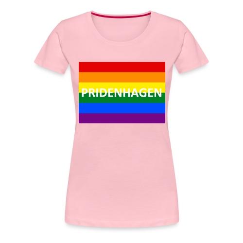 PRIDENHAGEN TANK TOP - Dame premium T-shirt