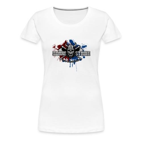 BTS extreme paintball scenario - Frauen Premium T-Shirt