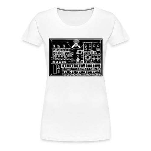 Korg weiß - Frauen Premium T-Shirt