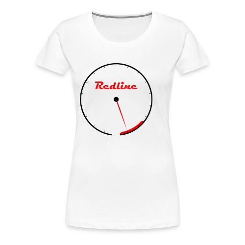 Redline - Women's Premium T-Shirt