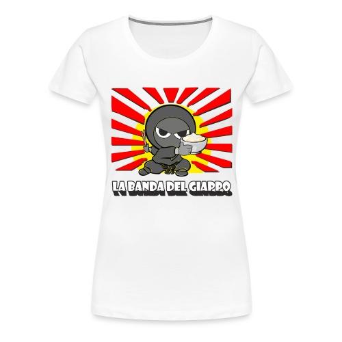 La Banda del Giappo - Maglietta Premium da donna