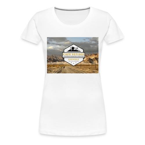 Visuel Chili Ape ros moyen format png - T-shirt Premium Femme