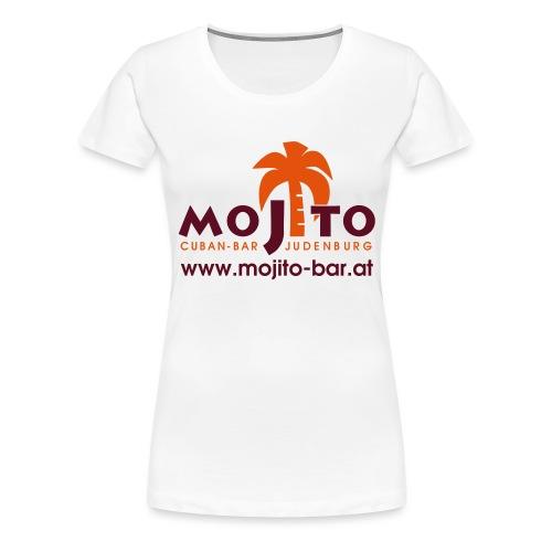 Mojito Logo - Frauen Premium T-Shirt
