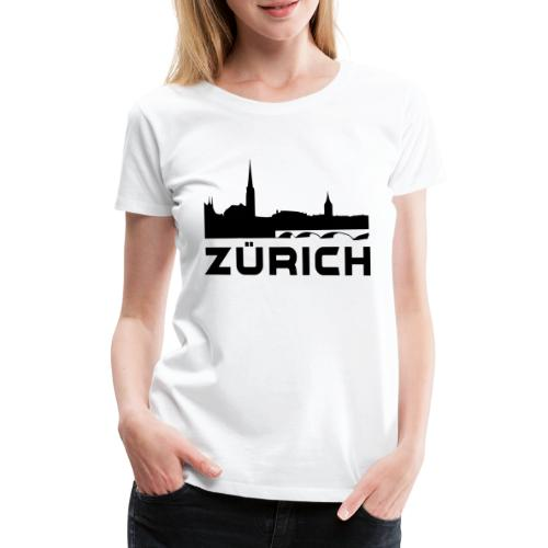 Zürich - Frauen Premium T-Shirt