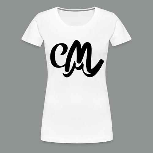 Mannen shirt (voorkant) - Vrouwen Premium T-shirt