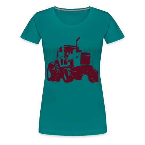Case1 - Women's Premium T-Shirt
