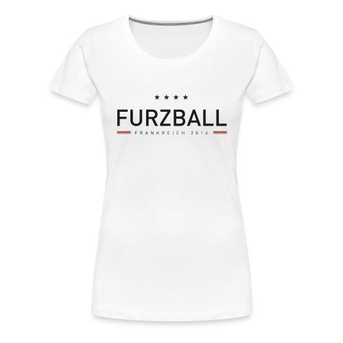 Furzball - Frauen Premium T-Shirt