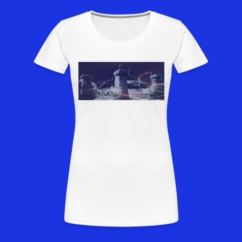 Bramley Moore Dock - Women's Premium T-Shirt
