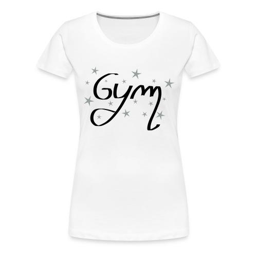 gym etoile - T-shirt Premium Femme