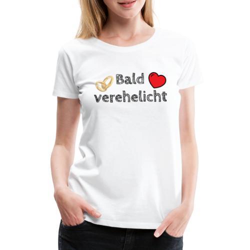 Das perfekte Design für den Junggesellenabschied - Frauen Premium T-Shirt