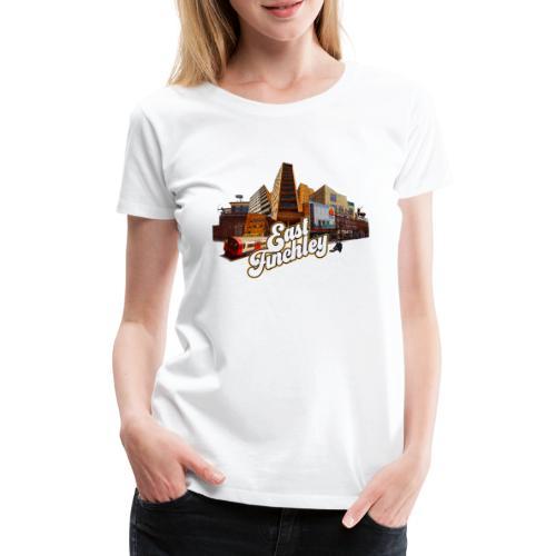 Arjun & East Finchley - Women's Premium T-Shirt