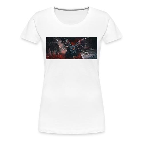 Cryptorchid jpg - Women's Premium T-Shirt