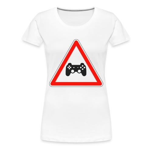 cedezaujeux - T-shirt Premium Femme