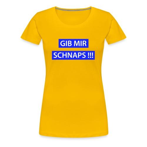 Wanda - gut beinanda - Frauen Premium T-Shirt