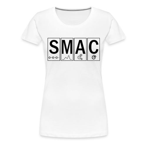 SMAC3_large - Women's Premium T-Shirt