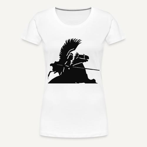 Husaria (wg. Benda) - Koszulka damska Premium