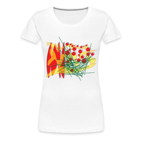 smackdown - Women's Premium T-Shirt