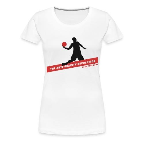 TAGRev - Women's Premium T-Shirt