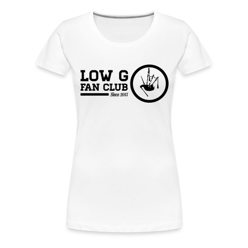 lowg def small - Women's Premium T-Shirt