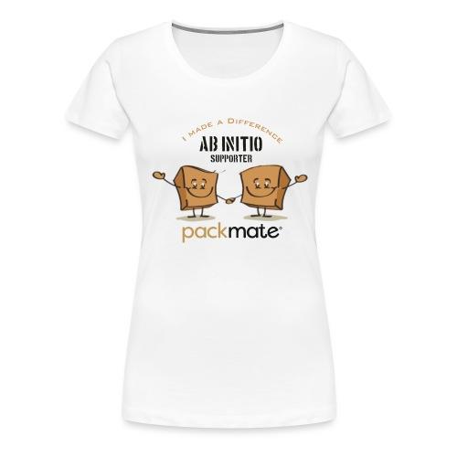 AbInitio - Frauen Premium T-Shirt
