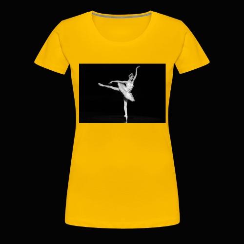 Royal Danish Warrior - Dame premium T-shirt