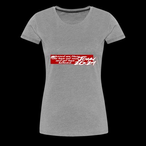 OVER REASON 2 - Camiseta premium mujer