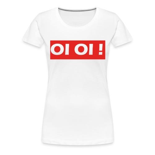 OI OI STORE - Women's Premium T-Shirt