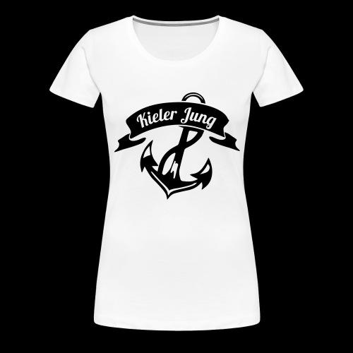 KielerJung - Frauen Premium T-Shirt