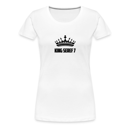 King Shirt - Vrouwen Premium T-shirt