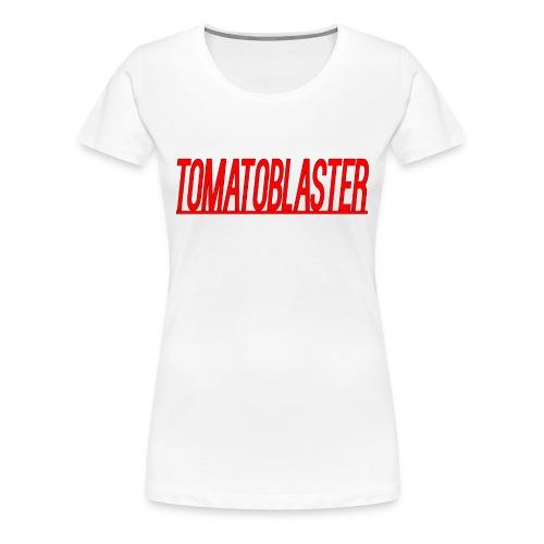 itsmemario png - Women's Premium T-Shirt