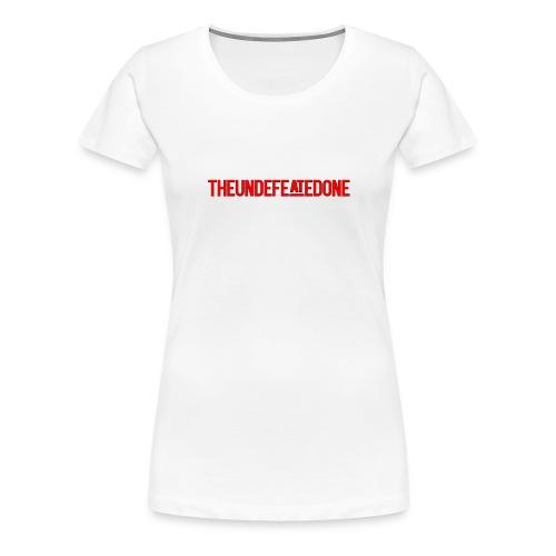 cool png - Women's Premium T-Shirt