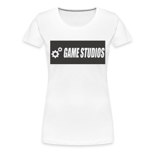 game studio logo - Women's Premium T-Shirt