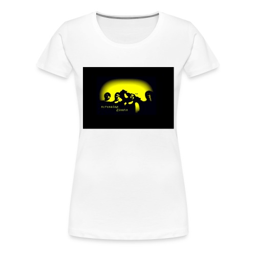 logoBlackBackground - Women's Premium T-Shirt