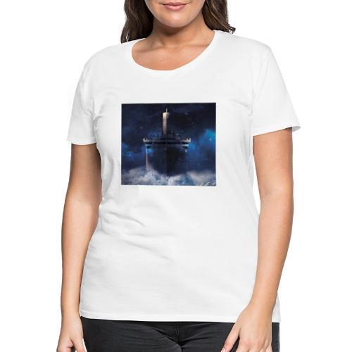 Titanic - Frauen Premium T-Shirt