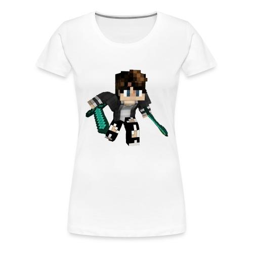 VirdSeater - Frauen Premium T-Shirt