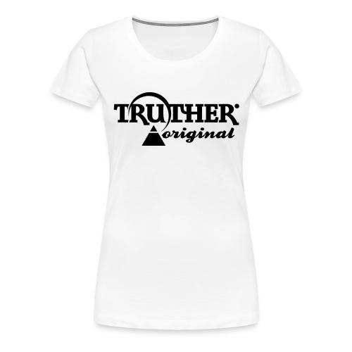 Truther - Frauen Premium T-Shirt