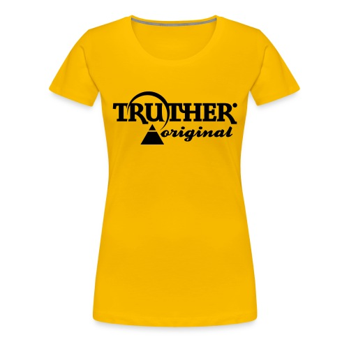 Truther - Frauen Premium T-Shirt