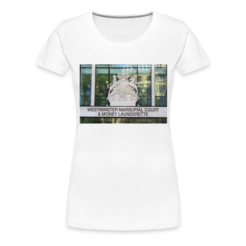 Court of Contempt - Women's Premium T-Shirt