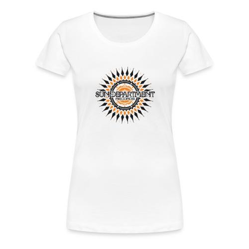 SDR Small Black - Women's Premium T-Shirt