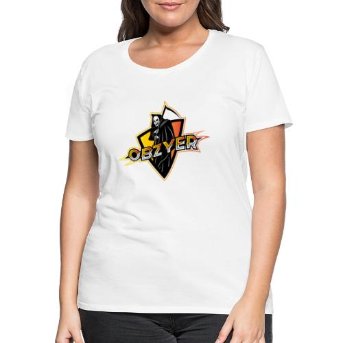 Obzyer Merch 2021 - Women's Premium T-Shirt