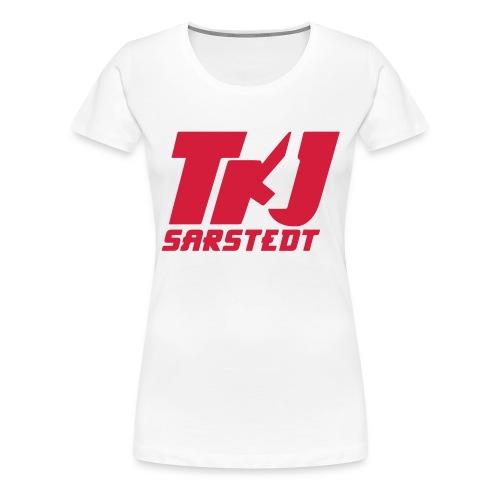 TKJ_logo_2 - Frauen Premium T-Shirt