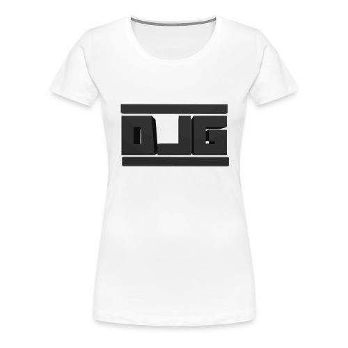 bas png - Vrouwen Premium T-shirt