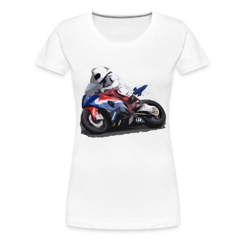 MOTO - Maglietta Premium da donna