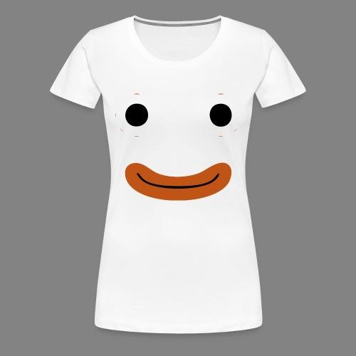 MISTER POPO - Women's Premium T-Shirt