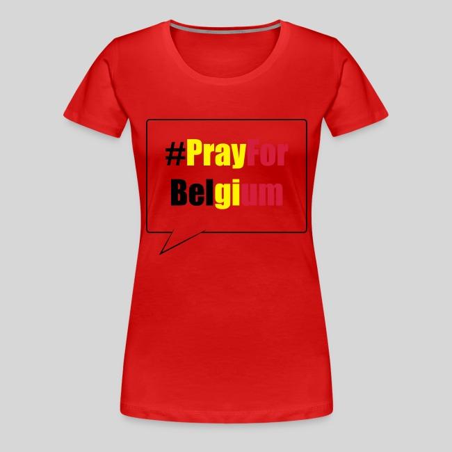 #PrayForBelgium