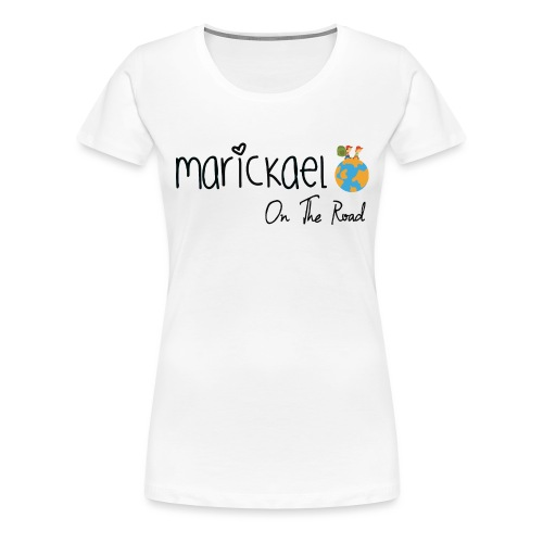 Marickael Logos Frist - T-shirt Premium Femme