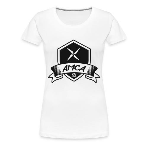 LogoQuality-01-01.png - T-shirt Premium Femme