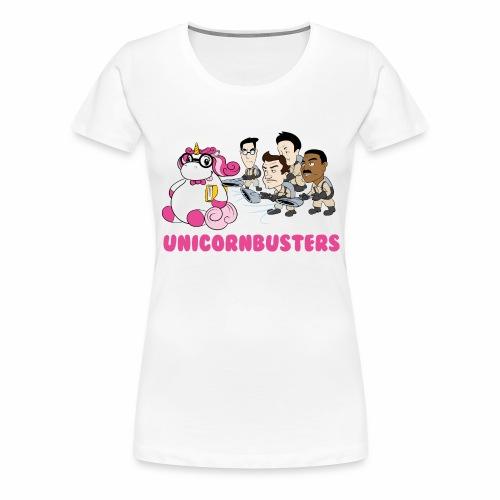 Unicornbuster - Frauen Premium T-Shirt